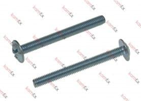 Dome screws