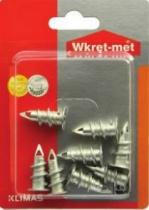 Метален дюбел за гипсокартон (турбо) (БЛИСТЕР) Wkret-met BDRZN