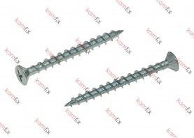 Винт за PVC с едра стъпка kamfix (за машинно навиване)