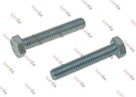 Bolt DIN 931, fine thread (1.0)