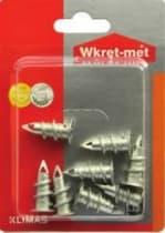 """Wkret-met BDRZN Plasterboard metal """"Driva"""" (Turbo) plug (blister)"""