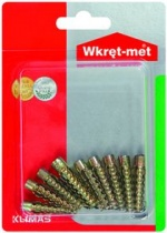 Метален дюбел за газобетон (БЛИСТЕР) Wkret-met BKMG