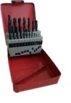 Комплект 19бр. свредла за метал DIN 380 HSS DIAGER