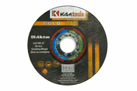 Диск за шлайфане на метал/инокс  GOLD KAMtools