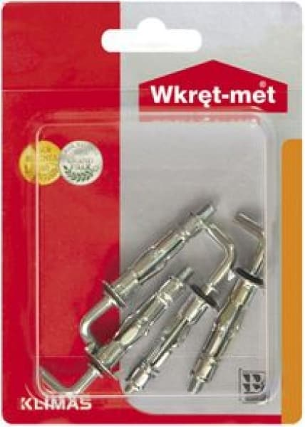 Wkret-met BMHP steel anchor wi