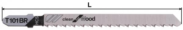 Нож за пробивен трион за дърво
